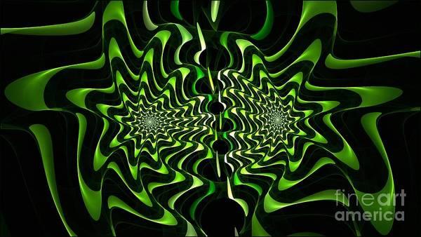 Digital Art - Fracturnaria by Doug Morgan