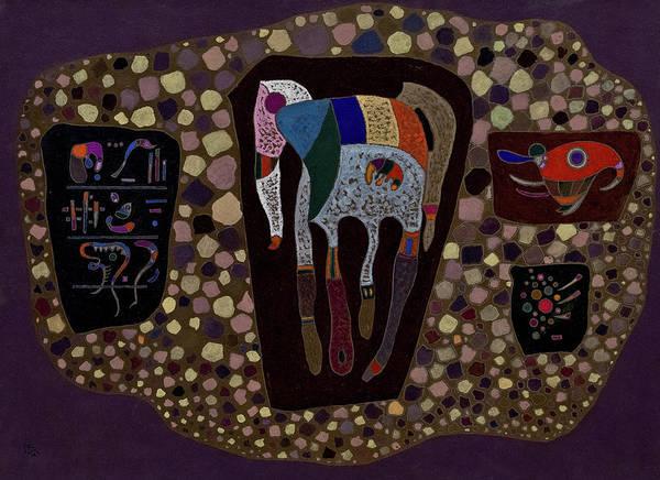 Wassily Kandinsky Painting - Fragments, 1943 by Wassily Kandinsky
