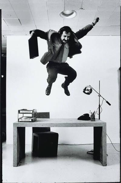 Skateboard Photograph - Frank Gehry by Ralph Morse