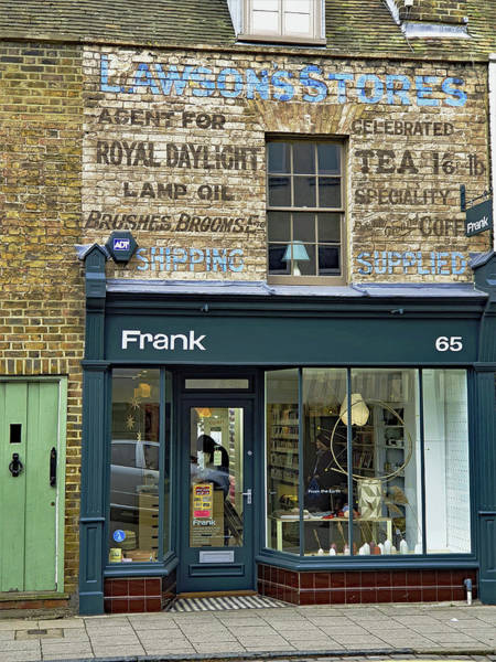Photograph - Frank In Whitstable by Tony Murtagh