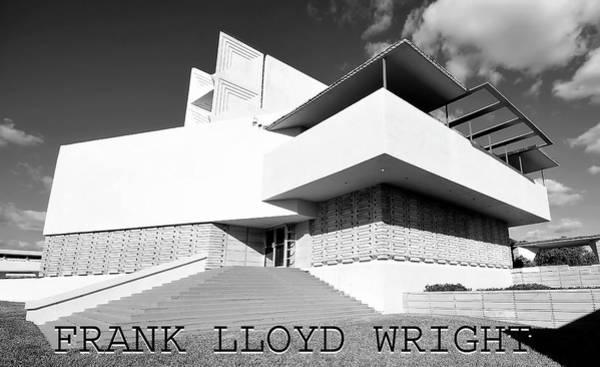Wall Art - Photograph - Frank Lloyd Wright 1941 by David Lee Thompson