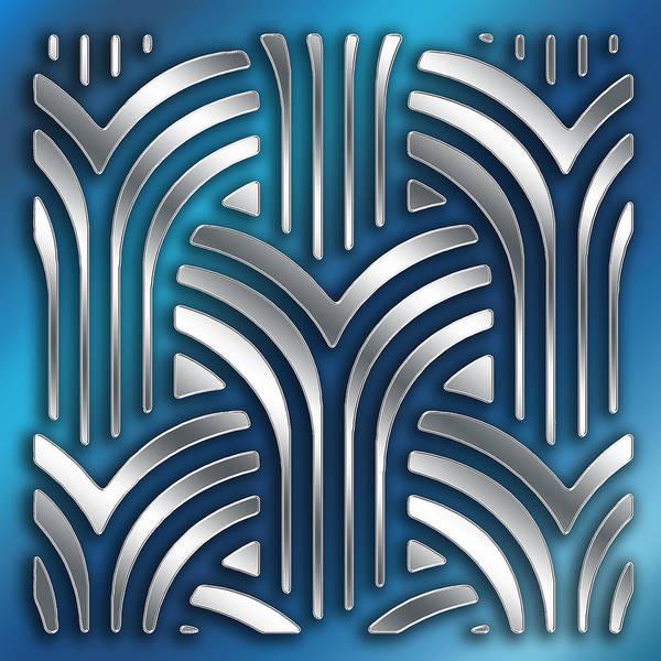 Lloyd Digital Art - Frank Lloyd Wright Design 4 by Chuck Staley