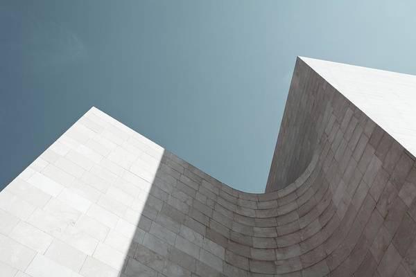 Bilbao Photograph - Frank O. Gehry. Guggenheim Museum Bilbao by Photographer Ximo Michavila