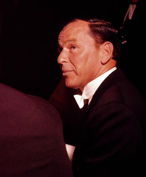 Wall Art - Photograph - Frank Sinatra by Popperfoto