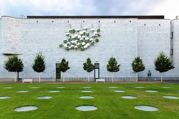 Wall Art - Photograph - Frankfurt Stadel Museum by Norma Brandsberg
