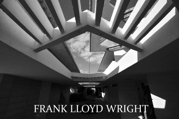 Wall Art - Photograph - Frank Lloyd Wright Poster A by David Lee Thompson