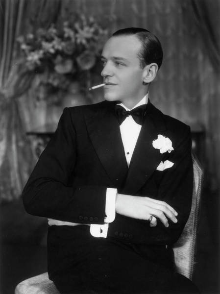 Photograph - Fred Astaire by Sasha