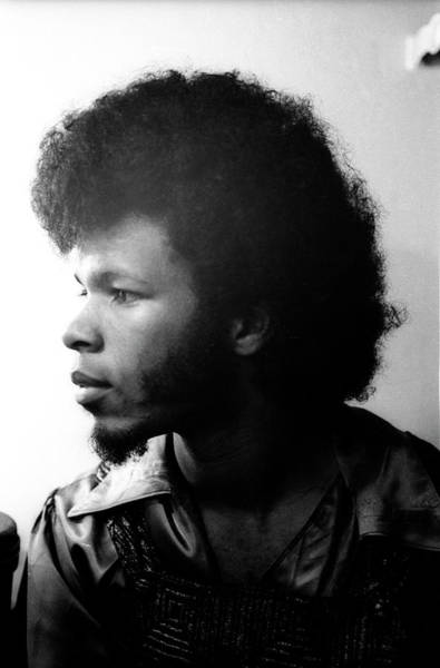 Wall Art - Photograph - Freddie Stone Portrait Session by Michael Ochs Archives