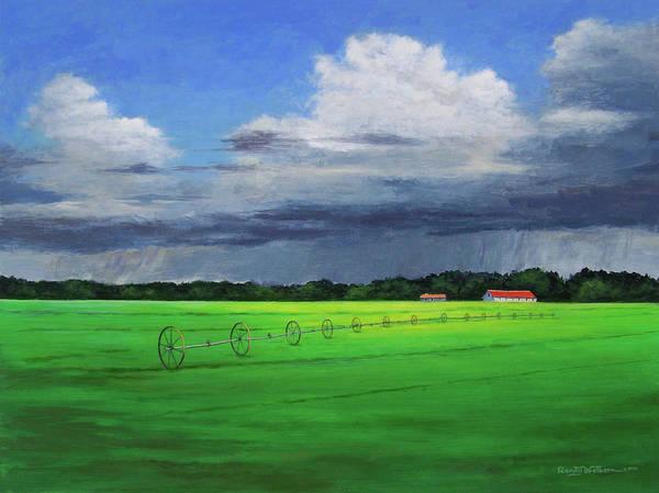 Painting - Free Rain by Randy Welborn