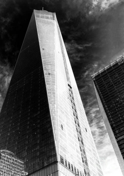Photograph - Freedom Tower New York City by John Rizzuto