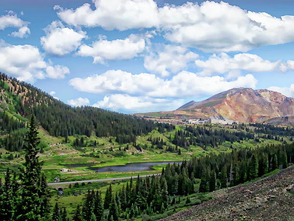 Photograph - Fremont Pass by Anthony Dezenzio