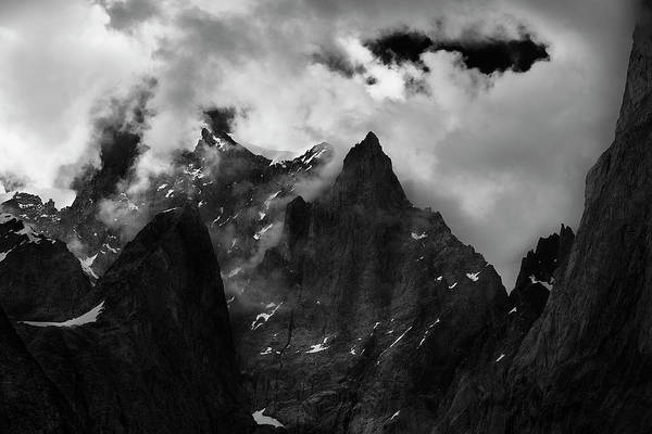 Wall Art - Photograph - French Alps Region by Jon Glaser