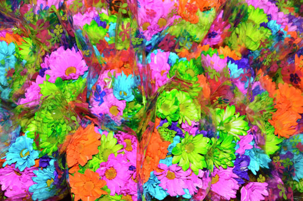 Photograph - French Floral  by Tom Kelly
