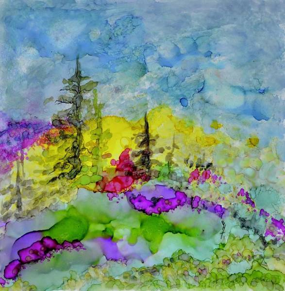 Wall Art - Painting - French Pass by Beverley Harper Tinsley