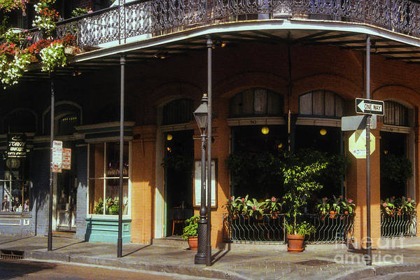 Photograph - French Quarter by Bob Phillips