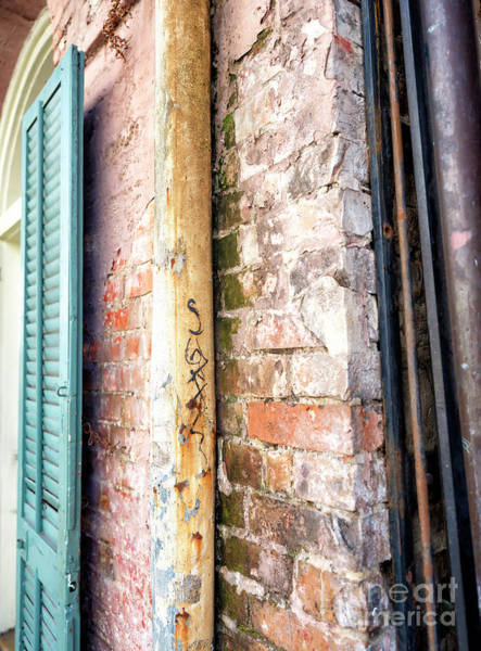 Photograph - French Quarter Details In New Orleans by John Rizzuto