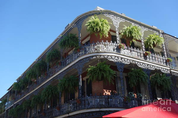 Photograph - French Quarter New Orleans  by Susan Carella
