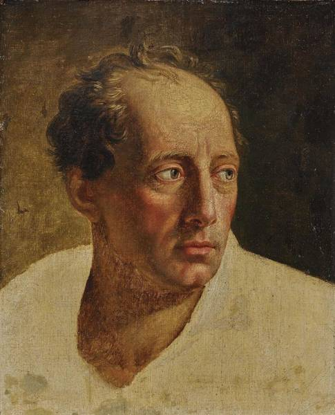 Wall Art - Painting - French School Late 18th Century Study Of A Middle Aged Man by Celestial Images