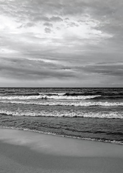 Photograph - Fresh Water Black And White by Kathi Mirto