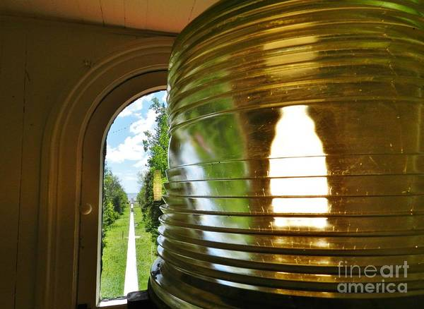 Wall Art - Photograph - Fresnel Lens  by Snapshot Studio