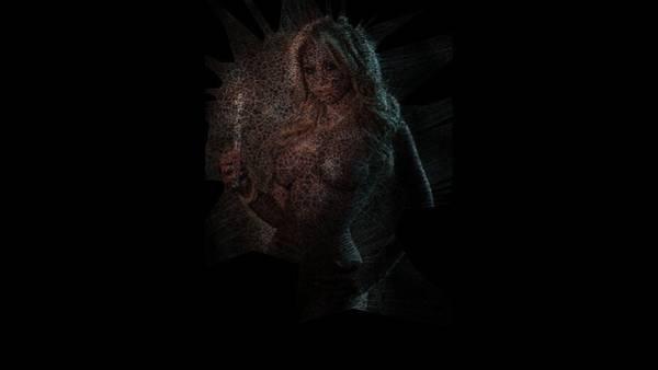 Digital Art - Freya by Stephane Poirier