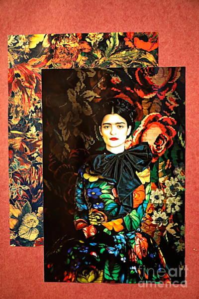 Kahlo Photograph - Frida Kahlo Artistic Mexico  by Chuck Kuhn