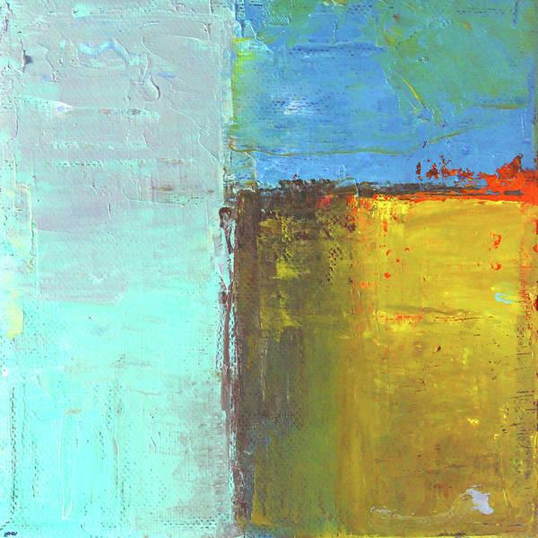 Wall Art - Painting - Friday Morning by Nancy Merkle