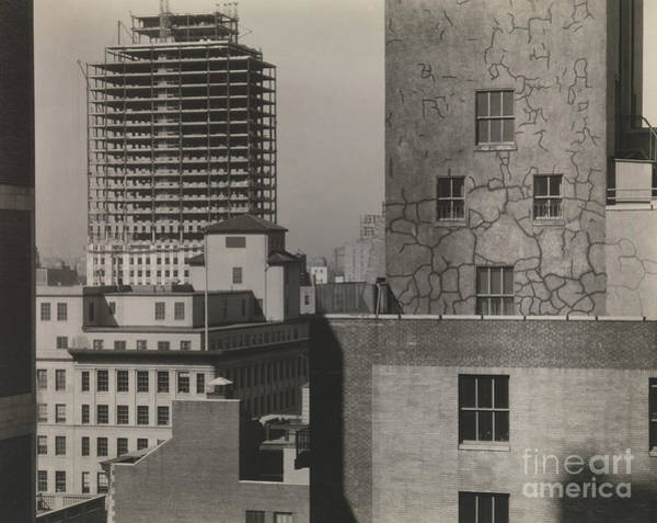 Wall Art - Photograph - From My Window At An American Place, Southwest, 1932 by Alfred Stieglitz