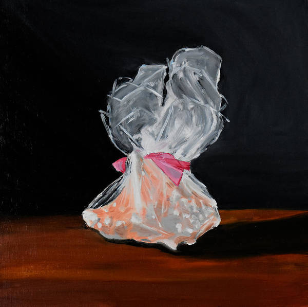 Painting - From Plastic To Plastic by Emily Warren