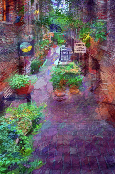 Wall Art - Photograph - From The South - Old Market Passageway by Nikolyn McDonald