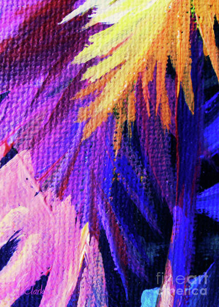 Wall Art - Painting - Fronds by John Clark