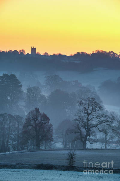 Photograph - Frost On The Wold by Tim Gainey