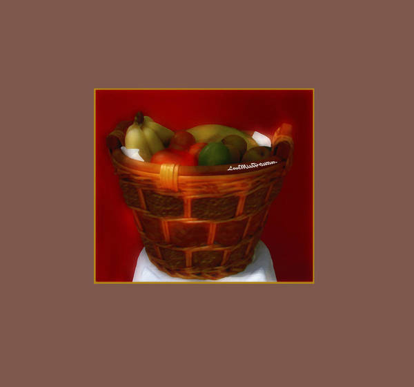Digital Art - Fruit  Art 32 by Miss Pet Sitter
