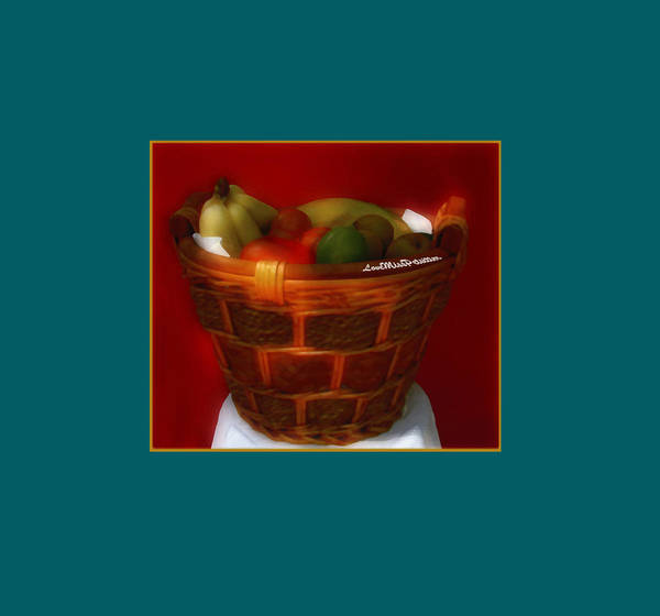 Digital Art - Fruit  Art 33 by Miss Pet Sitter