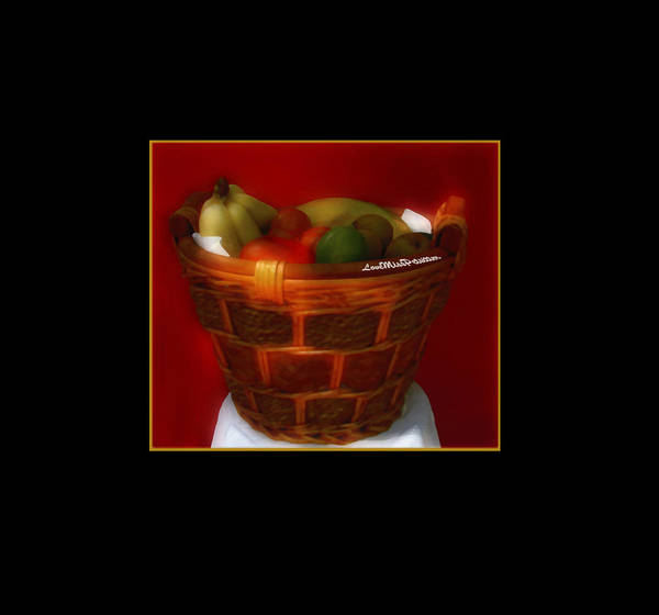 Digital Art - Fruit  Art 36 by Miss Pet Sitter