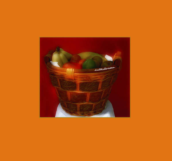 Digital Art - Fruit  Art 37 by Miss Pet Sitter