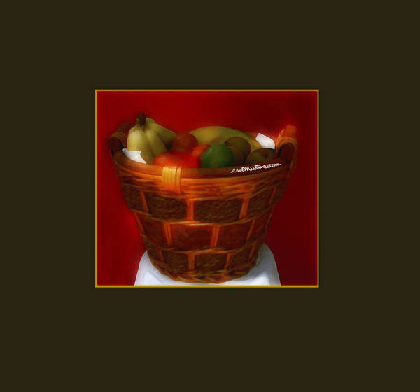 Digital Art - Fruit  Art 40 by Miss Pet Sitter
