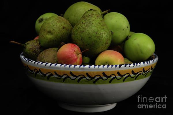 Wall Art - Photograph - Fruit Bowl by Rick Mann