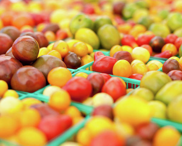 Retail Photograph - Fruit by James Ryce
