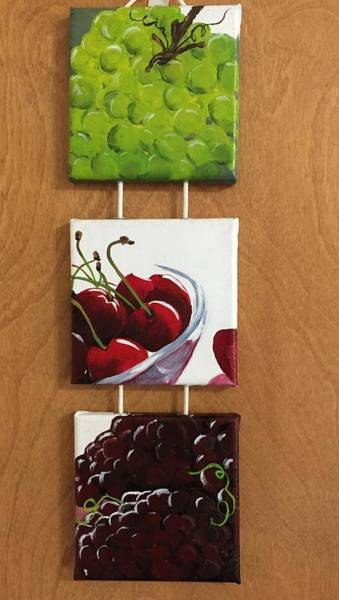 Painting - Fruit Of The Okanagan  by Sharon Duguay