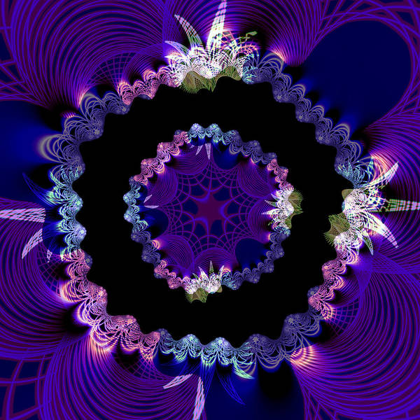 Digital Art - Fuguenoses by Andrew Kotlinski