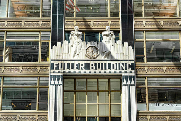 Photograph - Fuller Building by Sharon Popek