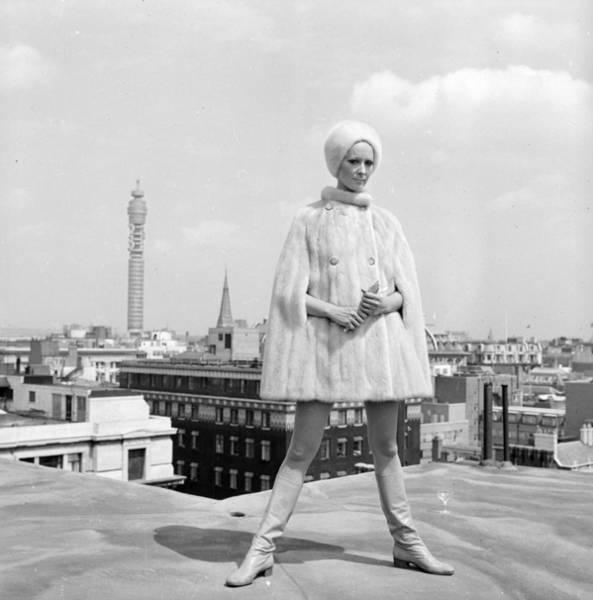 Garment Photograph - Fur Cape by Harry Dempster