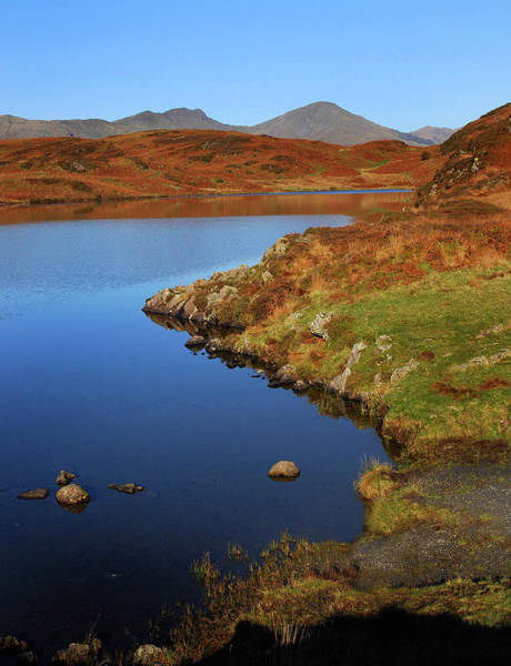 Wall Art - Photograph - Furness Fells From Beacon Tarn by Duncan Darbishire Arps