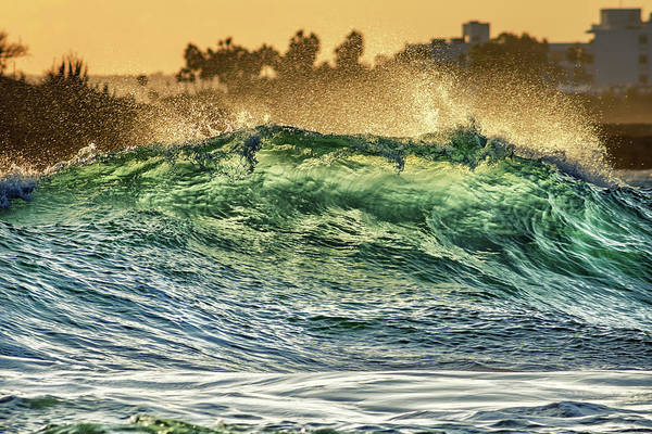 Wall Art - Photograph - Fury Sea by Stelios Kleanthous