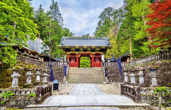 Futarasan Shrine, A Unesco World Art Print