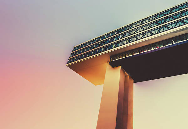 Wall Art - Photograph - Futuristic Abstract Architecture by Mr Doomits