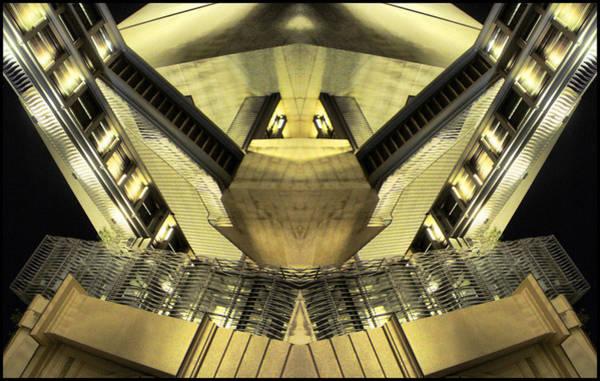Photograph - Futuristic Architecture by Jonny Jelinek