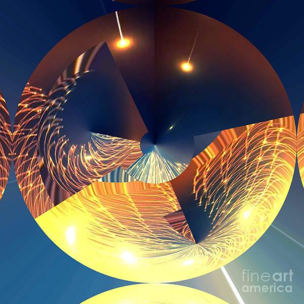 Wall Art - Photograph - Galactic Burst by Merice Ewart