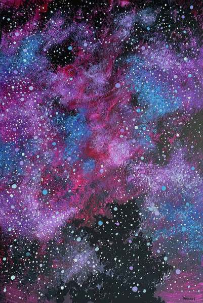 Painting - Galaxies by Nathan Rhoads